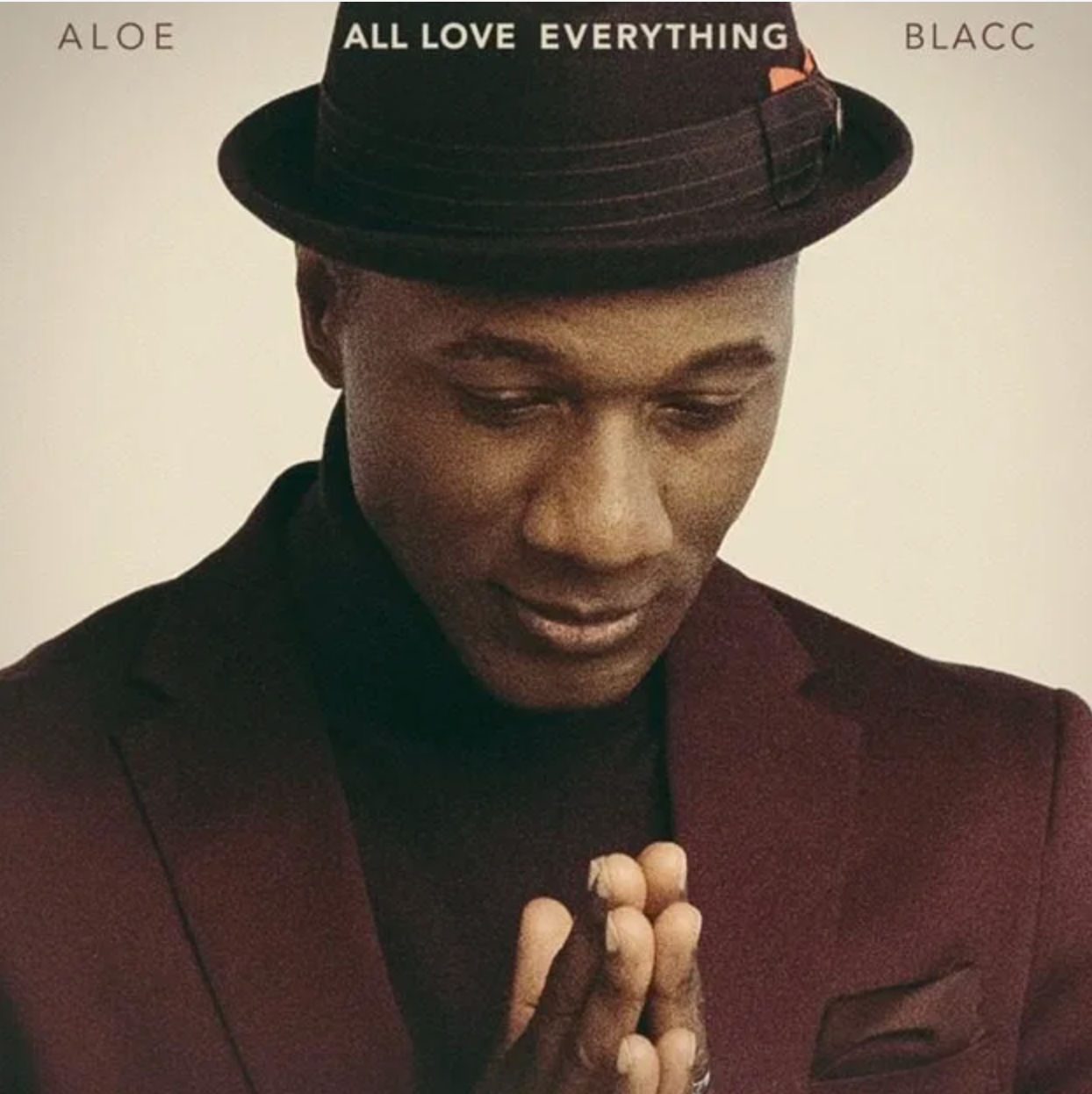 New Aloe Blacc Album 'All Love Everything' Out Now