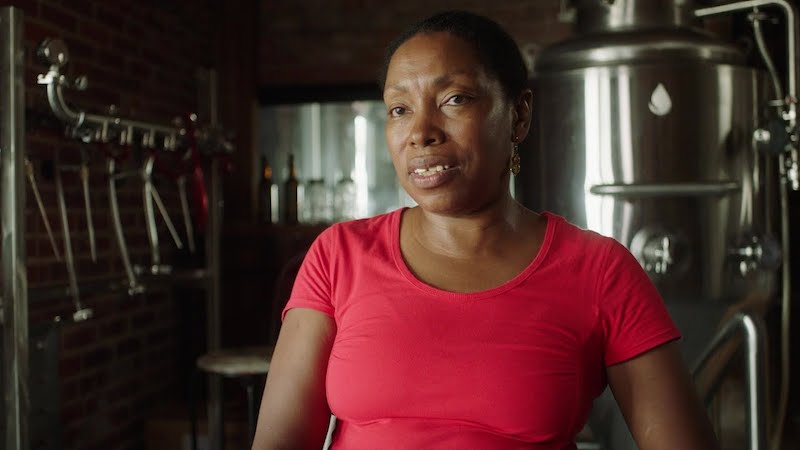 Celeste Beatty, America's First Black Woman to Own a Brewery in the US, Details the Impact of COVID on Business and Trump's Lack of Response