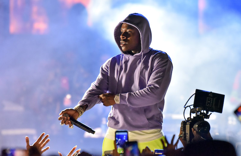 DaBaby Event In North Carolina Ends In Gunfire
