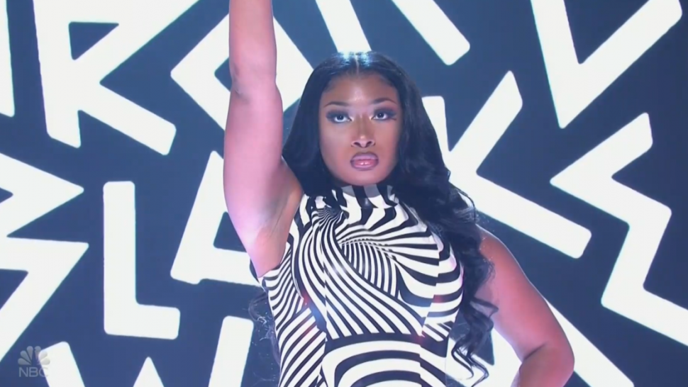 Megan Thee Stallion Drags Kentucky AG For Breonna Taylor Decision During 'SNL' Performance
