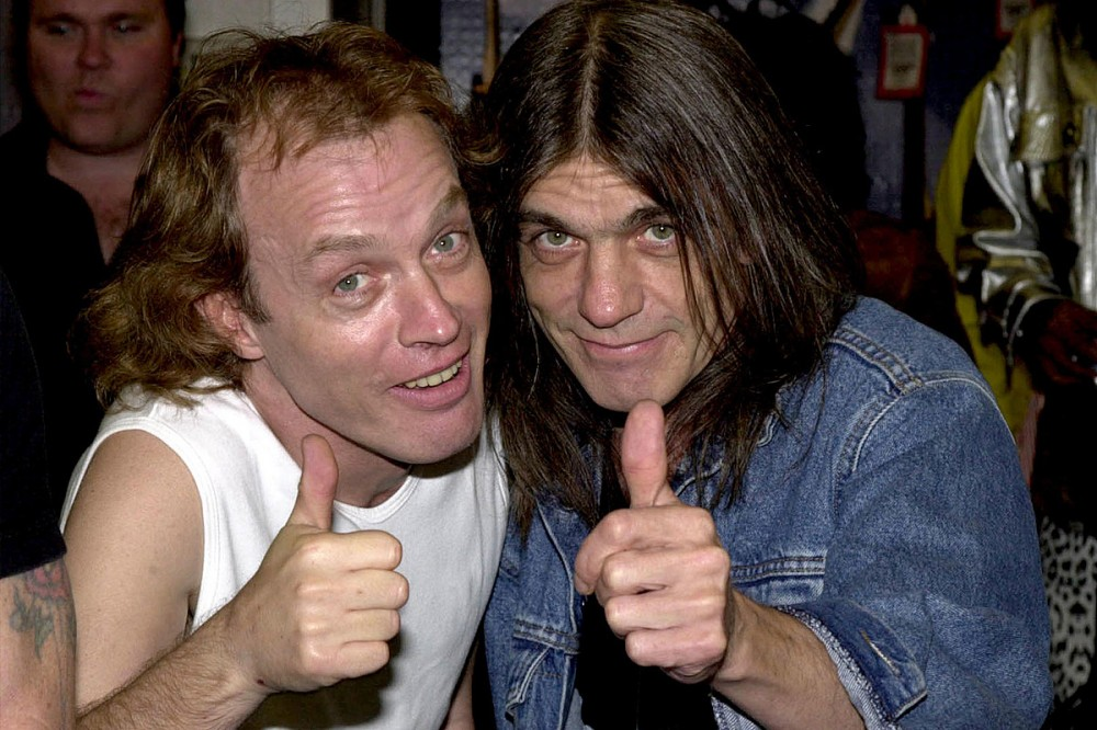 New AC/DC Album Includes Malcolm Young's Riff Ideas, Band's Engineer Confirms