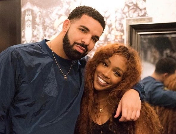 SZA Confirms Romantic Past With Drake