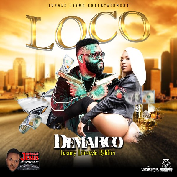 "Demarco Energizes Heavy On New Song ""Loco"""
