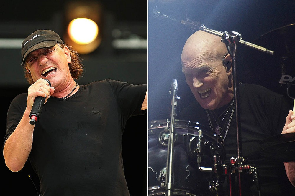 Brian Johnson: Chris Slade Had to Have Known He Wasn't in AC/DC