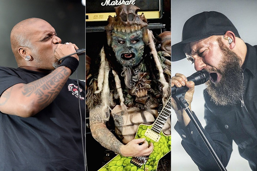 13 Awesome Rock + Metal Bands With No Original Members Left