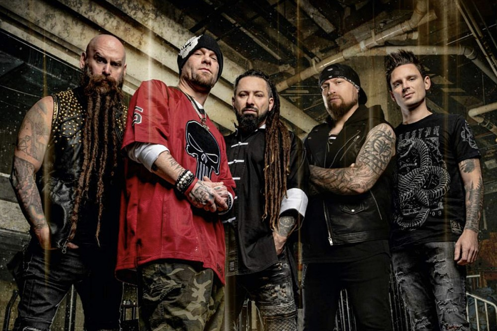 Five Finger Death Punch Confirm Jason Hook Out of Band, Announce New Guitarist