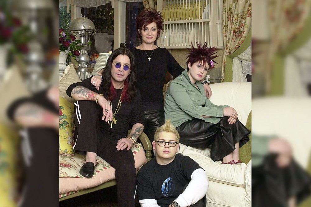 Sharon Osbourne Reveals Why Daughter Aimee Didn't Take Part in 'The Osbournes' TV Show