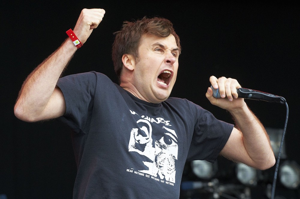 Napalm Death's Barney Greenway: How I Learned to Scream