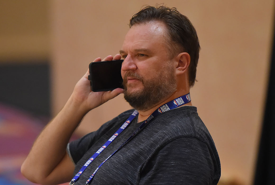 SOURCE SPORTS: Houston Rockets GM Daryl Morey Has Stepped Down
