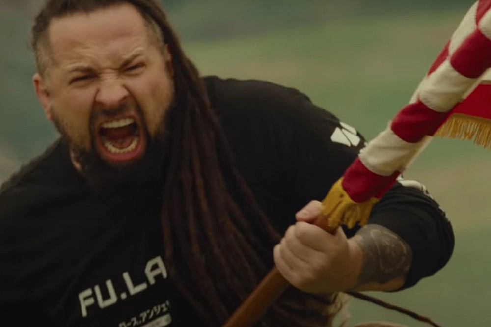 Zoltan Bathory: New Five Finger Death Punch Video Does Not Have Anti-Mask Message