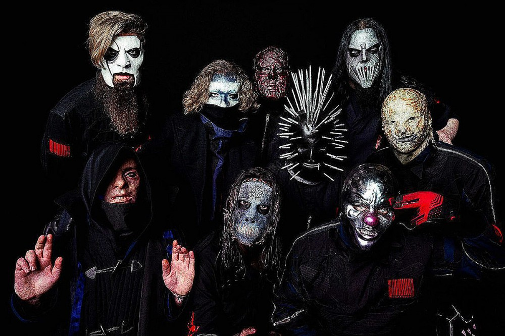 Slipknot Selling 'We Are Not Your Kind' Masks