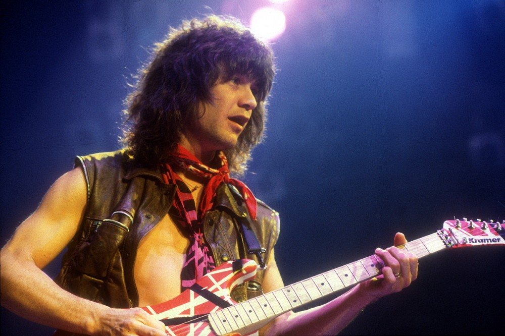 Two Iconic Eddie Van Halen Guitars to Be Auctioned by Julien's Auctions