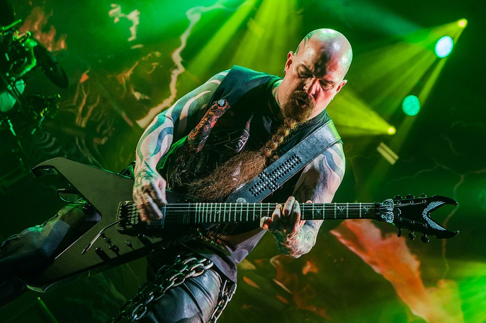 Slayer's Kerry King Partners With Dean Guitars for Limited Edition Signature Instrument