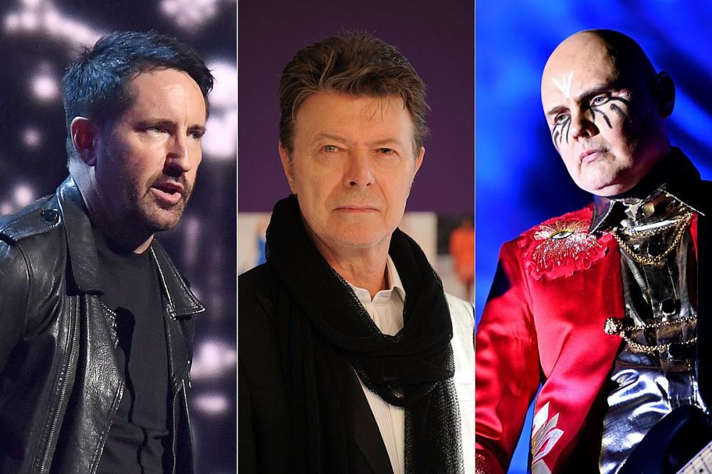 Trent Reznor, Billy Corgan + More Lead 2021 Virtual David Bowie Celebration Lineup