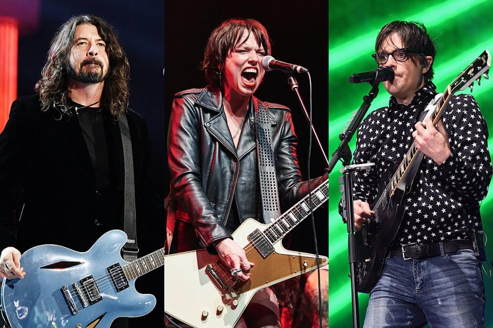 Foo Fighters, Halestorm, Weezer + More Support Planned Parenthood's Voting Initiative