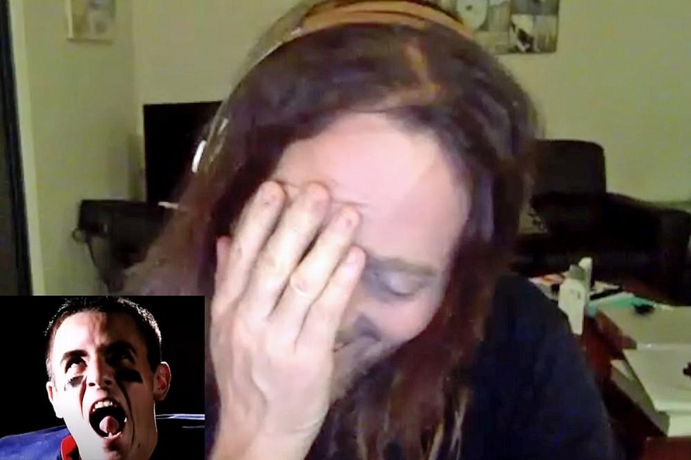 Comedy Legend Tim Minchin Reacts to Metal's Silliest Videos