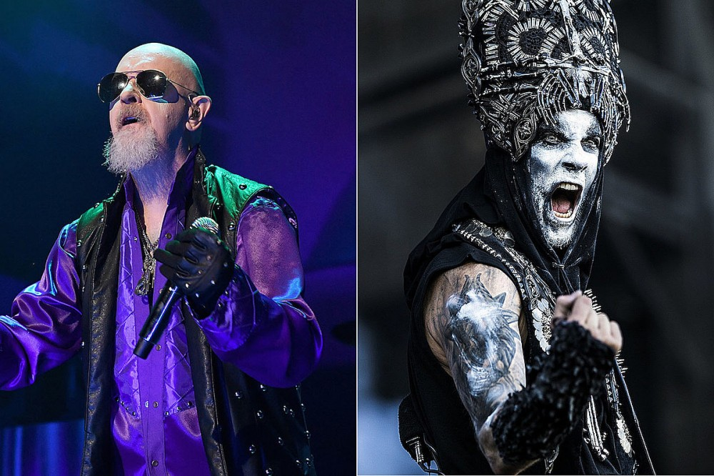 Rob Halford: A Duet With Behemoth's Nergal Is 'Definitely Gonna Happen'