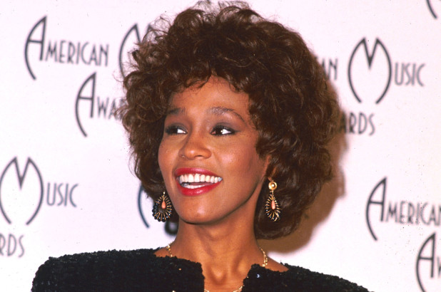 Whitney Houston is the First Black Artist to Have Three Diamond Albums