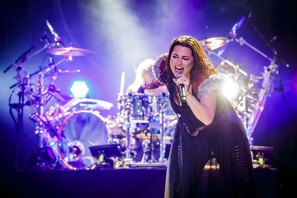 Amy Lee: Society Needs to Understand 'It's Okay to Have Differences'