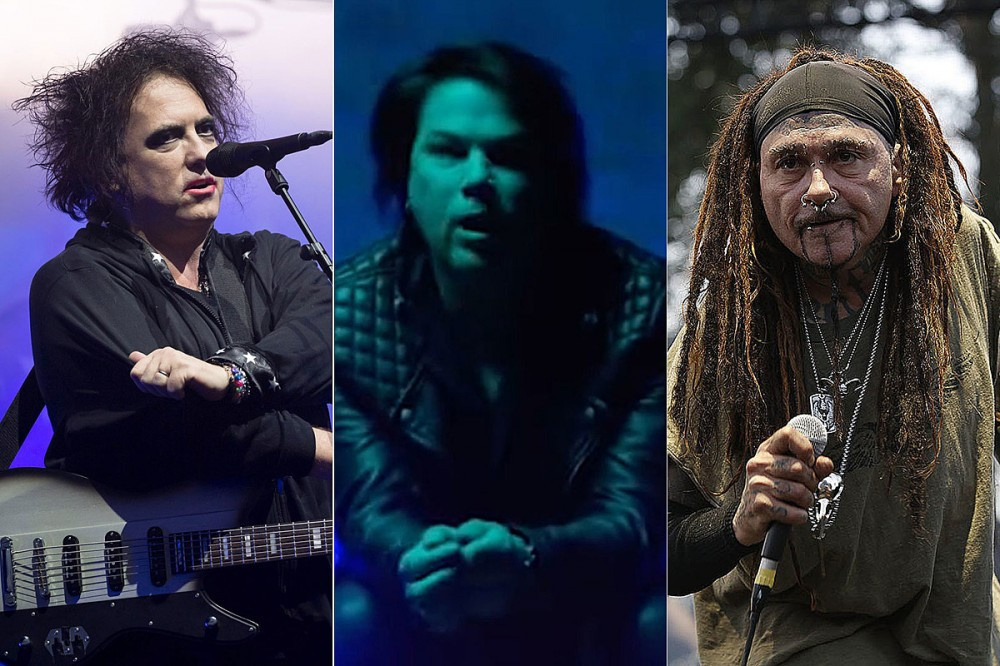 Stabbing Westward Cover The Cure, Ministry + More on 'Hallowed Hymns' Covers EP