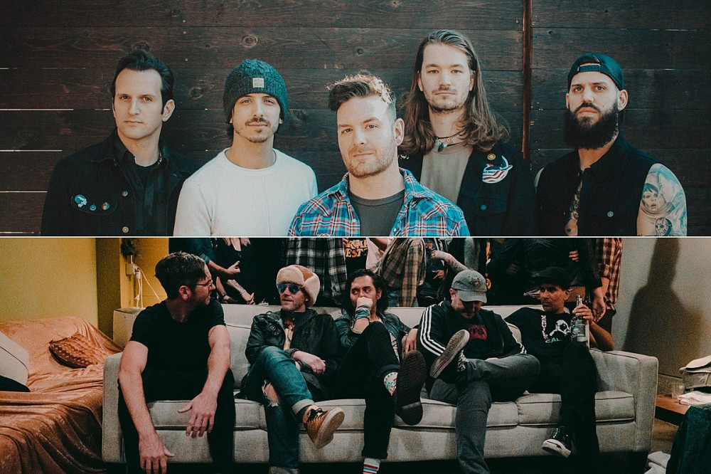 Senses Fail + Saves the Day Debut Misfits Covers, Create Spooky Rock Songs Playlist