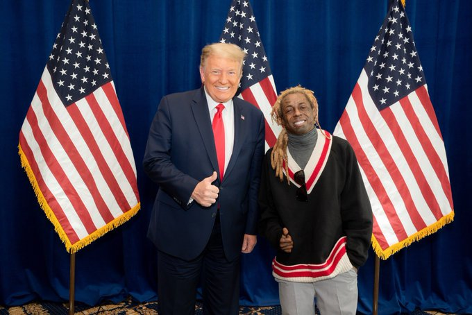 50 Cent On Lil Wayne Endorsing Donald Trump: 'I Would have Never Took This Picture'
