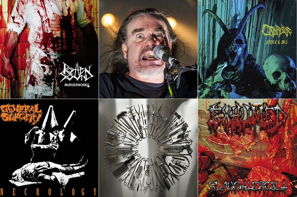 Carcass' Jeff Walker: My 10 Favorite Bands Inspired by Carcass