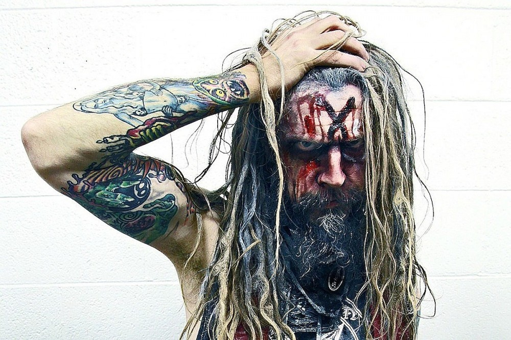 Rob Zombie Announces 17-Track New Album 'The Lunar Injection Kool Aid Eclipse Conspiracy'