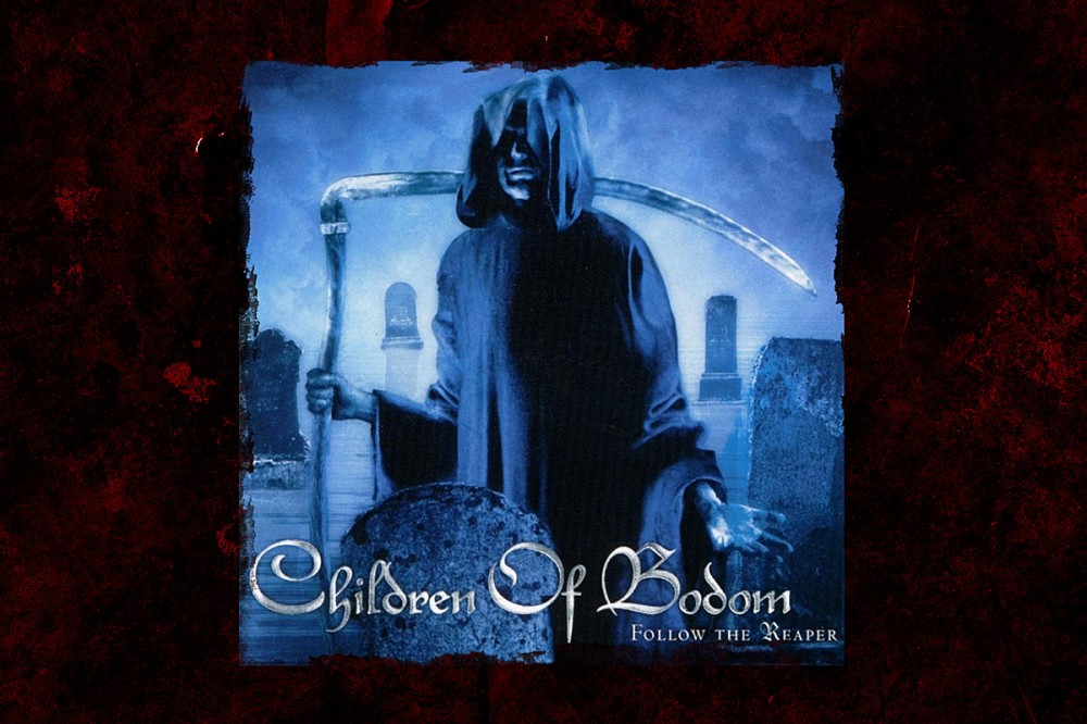20 Years Ago: Children of Bodom Release 'Follow the Reaper'