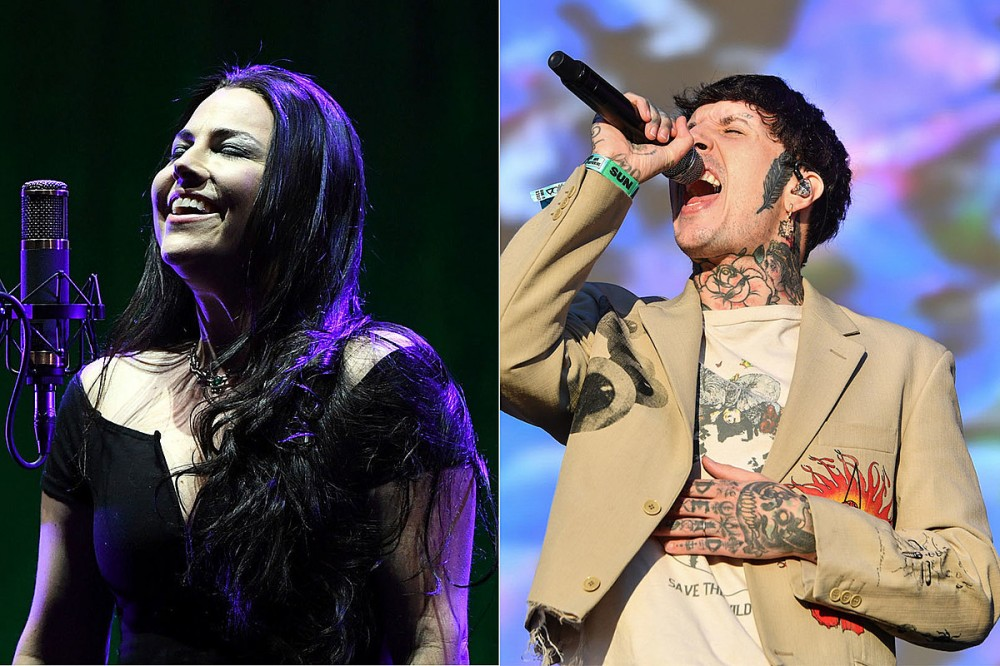 UPDATED: Evanescence Lawsuit Against Bring Me the Horizon Led to Amy Lee Collaboration