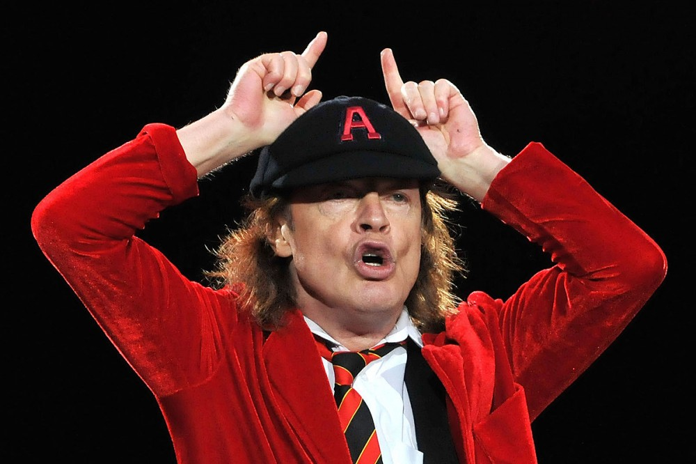 AC/DC Tease Hellish New Song 'Demon Fire'