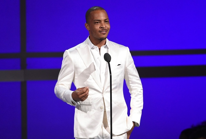 T.I. Shares Dubious Advice On How to Beat COVID-19