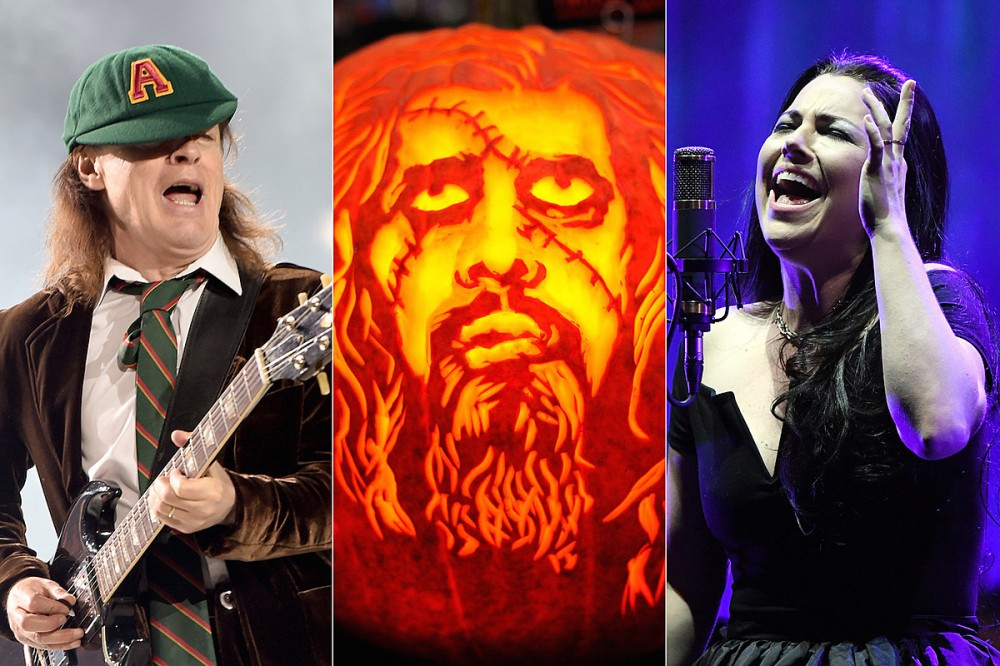 Here's The Most Played Halloween-Themed Rock Songs