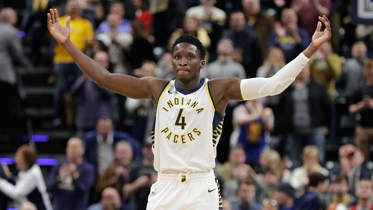 SOURCE SPORTS: Milwaukee Bucks Reportedly Interesting in Trading for Victor Oladipo