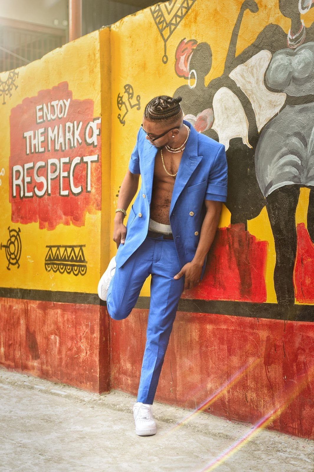 """Icebeatchillz Announces Much Anticipated Release Of A New Music Video For Afro-dancehall Single """"Area"""""""