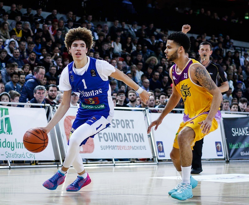 SOURCE SPORTS: LaMelo Ball Struggling During NBA Draft Interviews, But Could It Be Intentional?