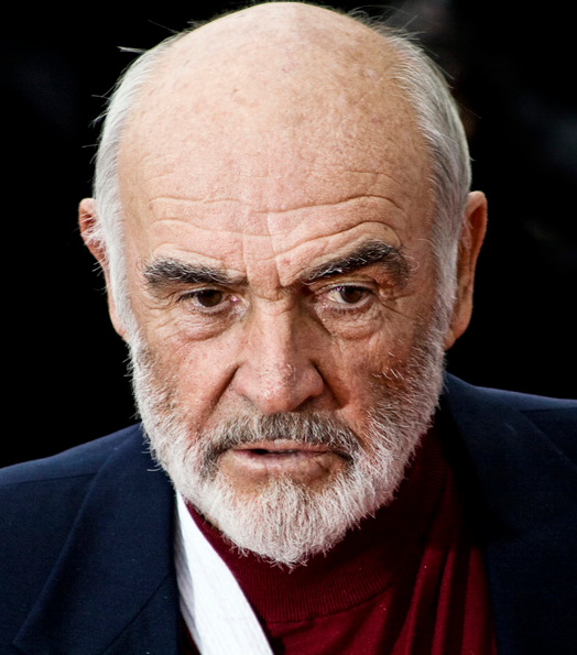 Oscar Winner Sean Connery Dead at Age 90