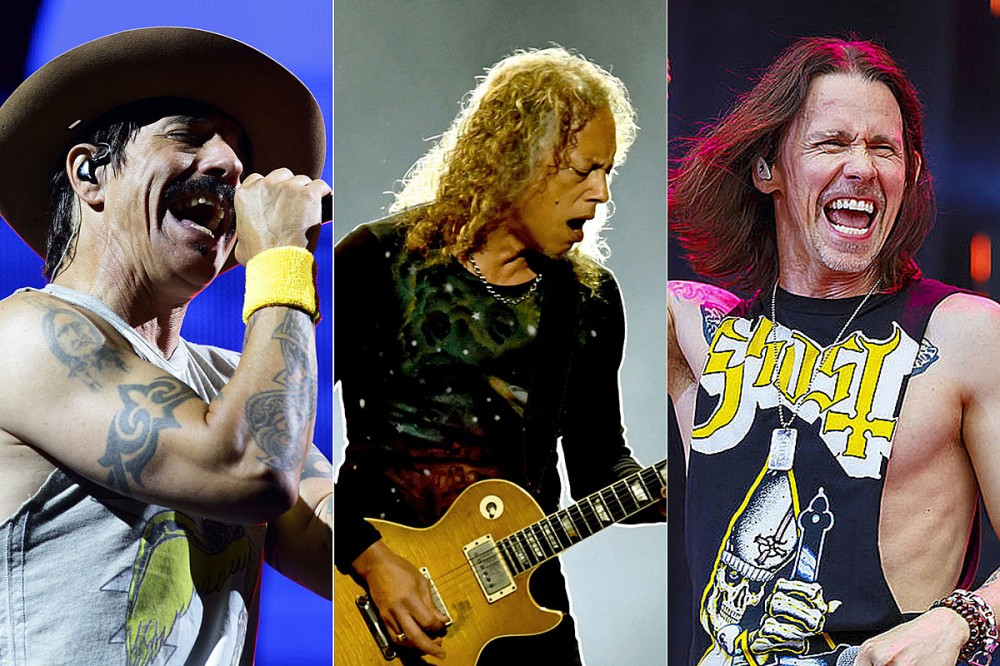 November Rock + Metal Rock Star Birthdays