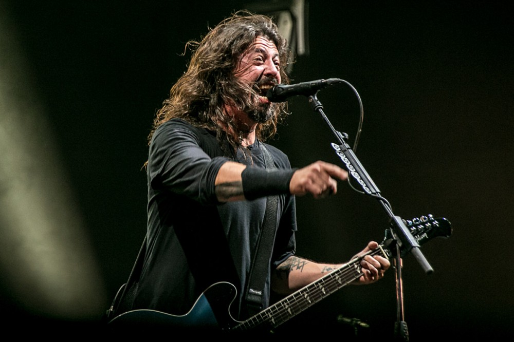 Foo Fighters Are Teasing Something That Includes an Image of a Burning Coffin