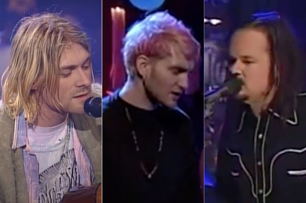 'MTV Unplugged' Episodes Ranked