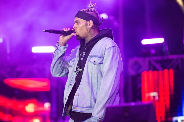Chris Brown on Post-Election America: 'Protect Ya Families and Friends'