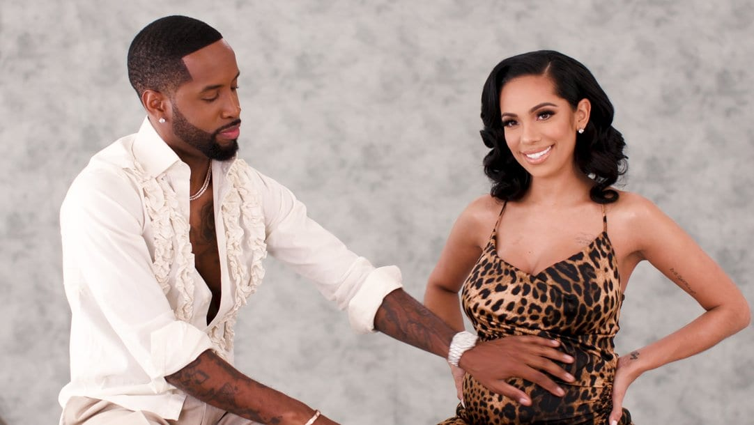 Safaree and Erica Mena Send Social Media Shots at Each Other as Marriage Appears to Be on the Rocks