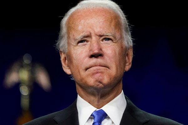 [WATCH] Joe Biden Addresses the Nation as Votes are Counted: 'I will govern as an American president'
