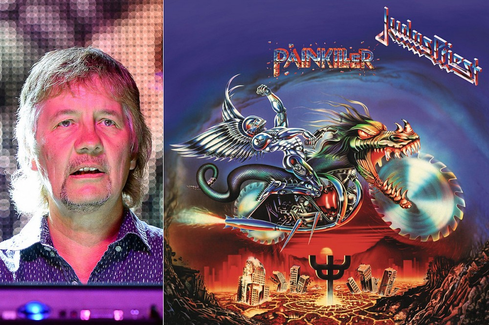 Deep Purple Keyboardist Don Airey: I Played Bass on Judas Priest's 'Painkiller'