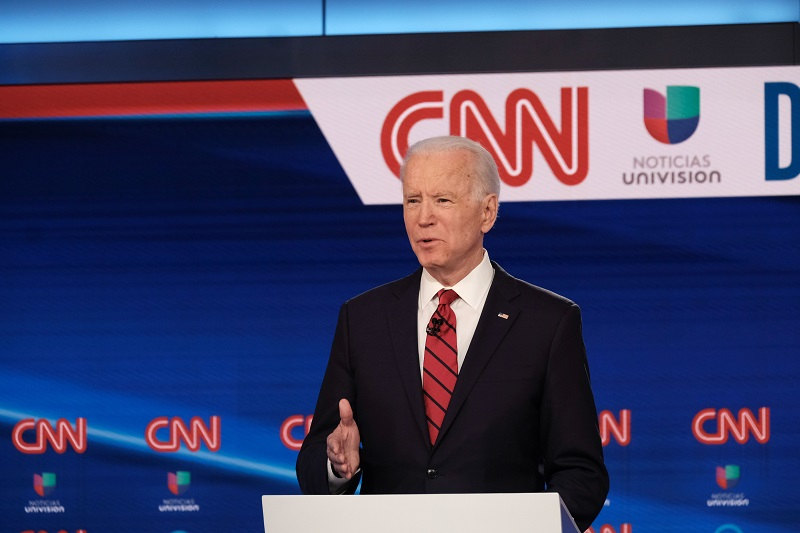 Biden Campaign Issues a Statement to Trump's Alleged Refusal to Concede