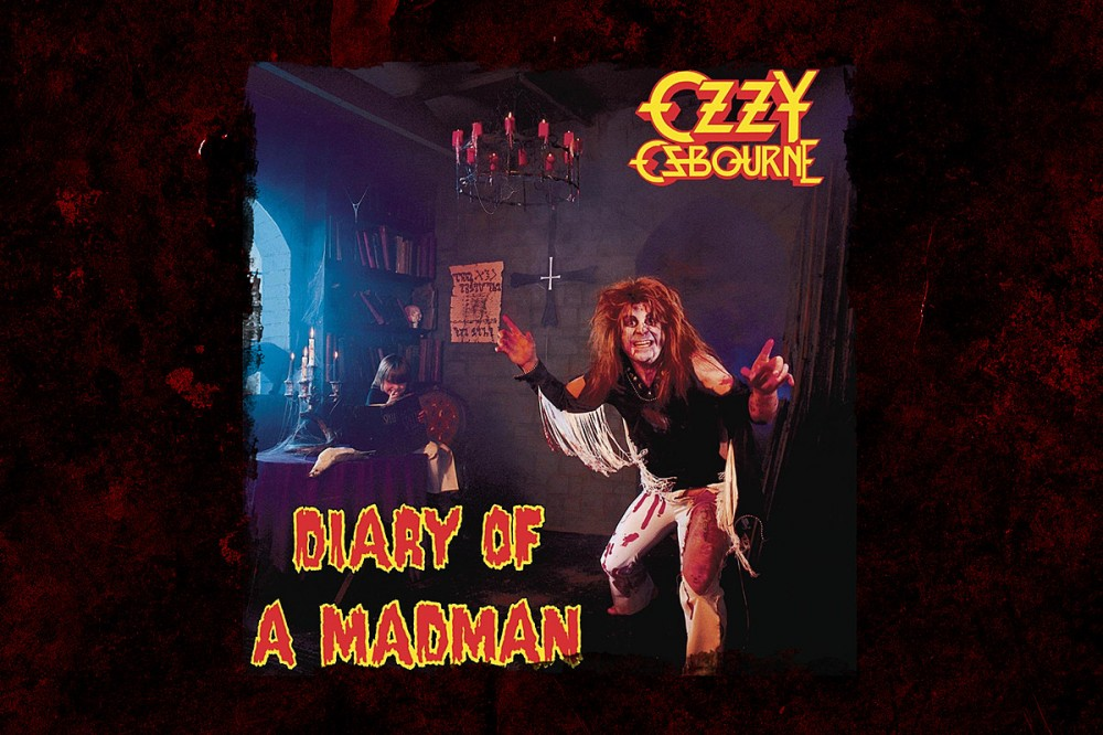 39 Years Ago: Ozzy Osbourne Flies High Again With 'Diary of a Madman'