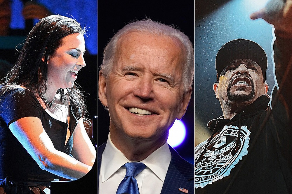 Rockers React to Joe Biden Winning 2020 Election, Becoming 46th President of the United States