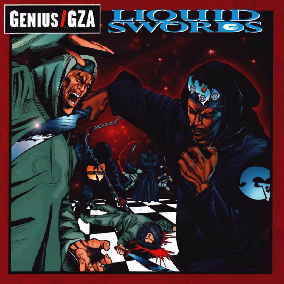 Today In Hip Hop History: Wu Tang Clan's GZA Released His Sophomore LP 'Liquid Swords' 25 Years Ago