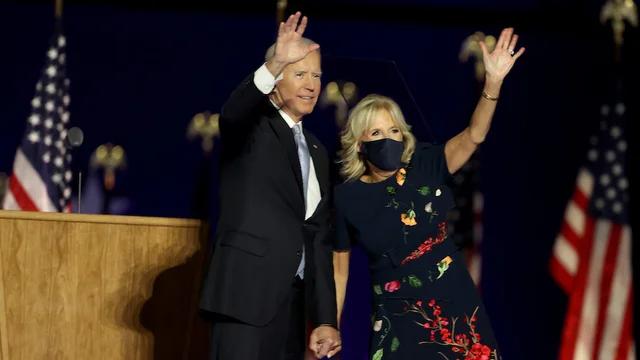 [WATCH] President-Elect Joe Biden and Vice President-Elect Kamala Harris Victory Speeches