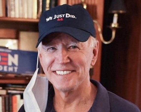Joe Biden Might Be Trolling Donald Trump With New  Hat